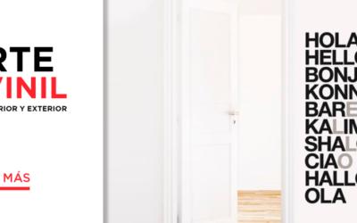 Corte de vinil: Ideal para interior y exterior